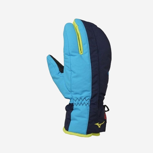 19 미즈노 주니어 삼지 장갑JUNIOR 3FINGER GLOVES(Z2MY7510)BLUE/NAVY 21